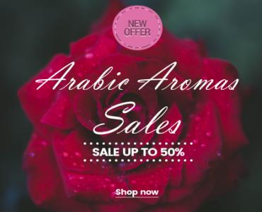 arabian perfumes banner fragrantiz