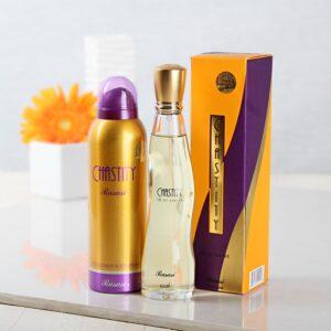 Chastity perfumes in fragrantiz