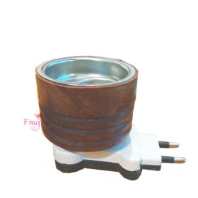 kapoor dani-wooden incense burner mini